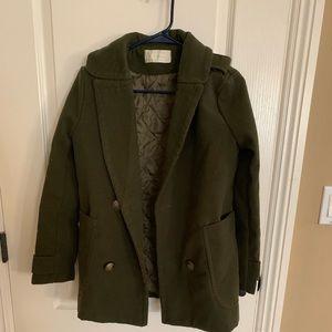 Jackets & Blazers - Military style coat